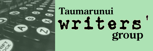 Taumarunui Writers Group